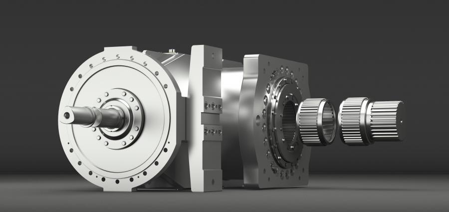 Mining Gearboxes | Eickhoff