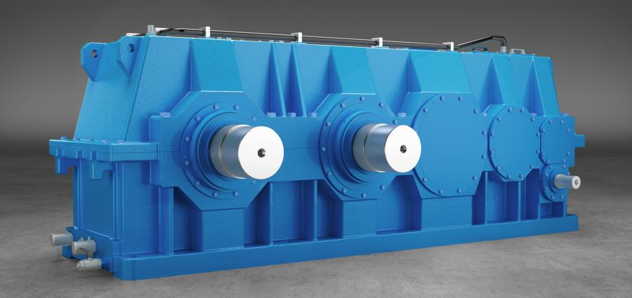 Helical gearboxes   Eickhoff